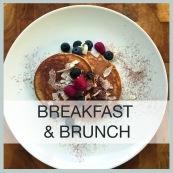 breakfast menu frame